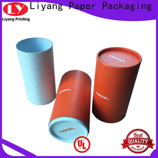 Liyang Paper Packaging colorful candle box packaging factory supply for gift