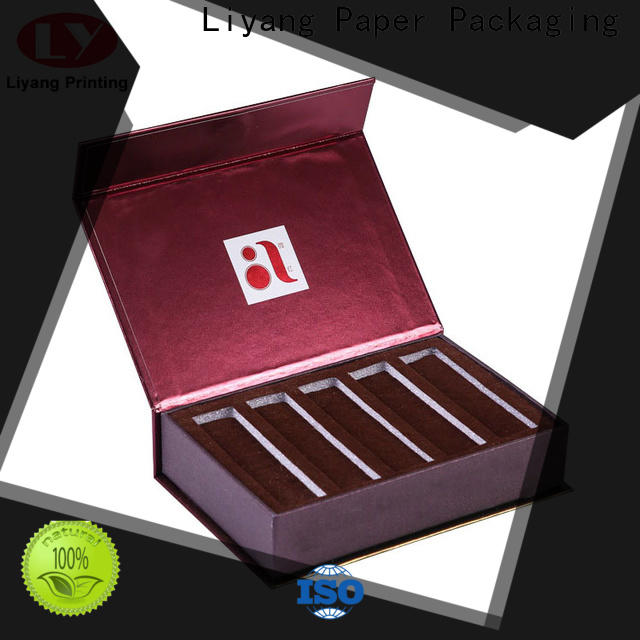 Liyang Paper Packaging cosmetic paper box bulk production for makeup