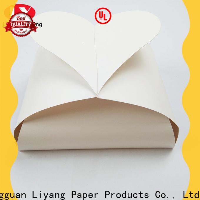 Liyang Paper Packaging high-quality cardboard food packaging free sample for display
