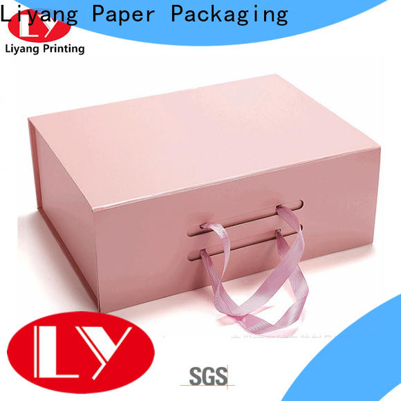 Liyang Paper Packaging special design heels shoe box bulk supply free sample