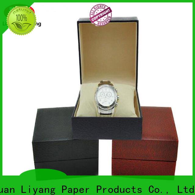 Liyang Paper Packaging free design presentation folders printing factory price wide application