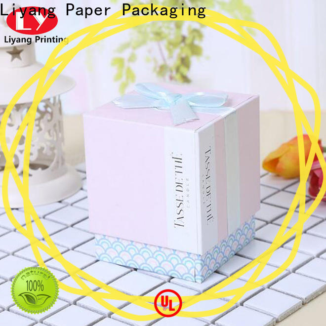 Liyang Paper Packaging cardboard gift boxes with lids quality assured for customization