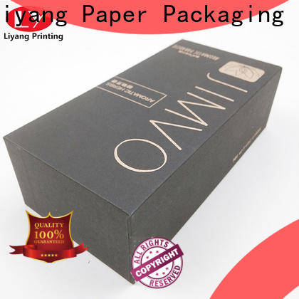 Liyang Paper Packaging decorative paper boxes wholesale best price