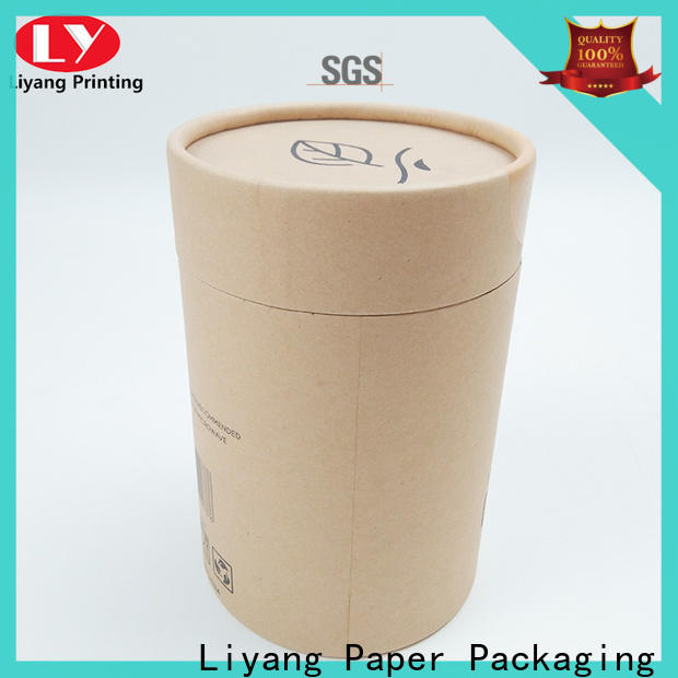 Liyang Paper Packaging large round boxes with lids quality assured fast delivery