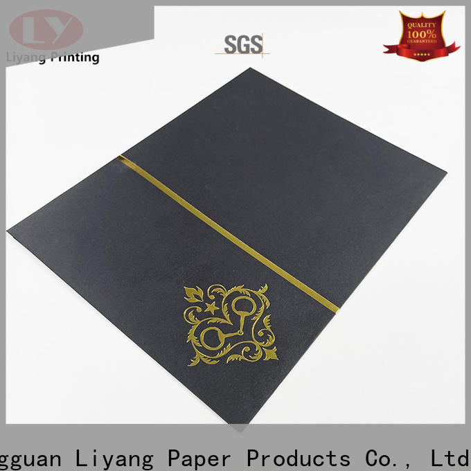 Liyang Paper Packaging colored envelopes wholesale free sample