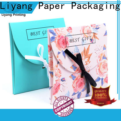 Liyang Paper Packaging printable envelopes wholesale free sample