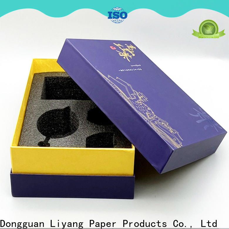Liyang Paper Packaging commercial custom gift boxes quality assured best price