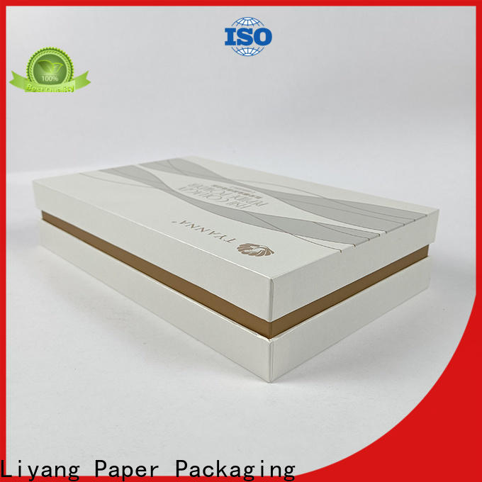 Liyang Paper Packaging cosmetic gift box high quality for nail polish