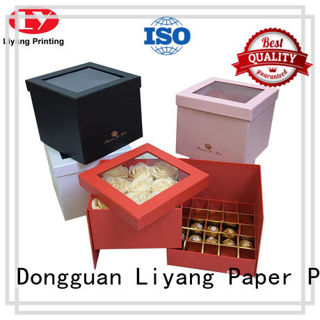 food packaging companies customization service for chocolate