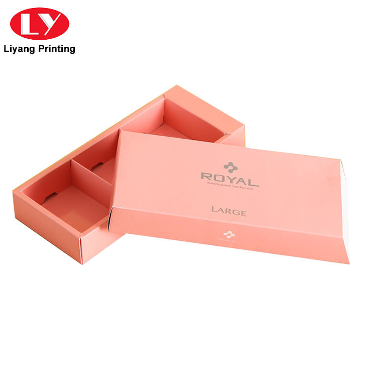 fashion food packaging containers printed for gift Liyang Paper Packaging-1