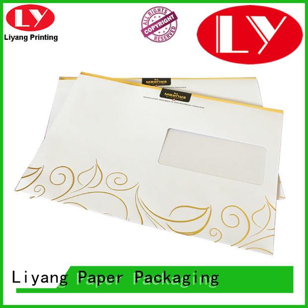 Liyang Paper Packaging catalog custom book printing high quality sticker label