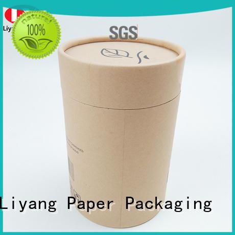 Liyang Paper Packaging top-selling small round box environmental-friendly company