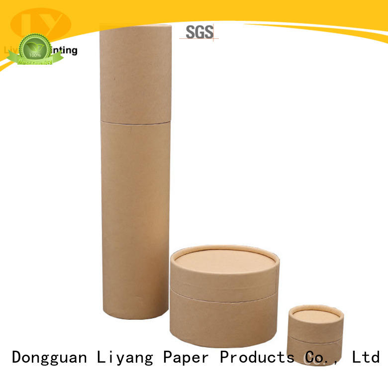 Liyang Paper Packaging high quality cylinder box fast delivery for bracelet