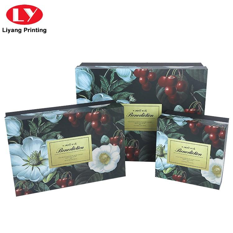 Liyang Paper Packaging packaging paper gift box bulk production for christmas-2