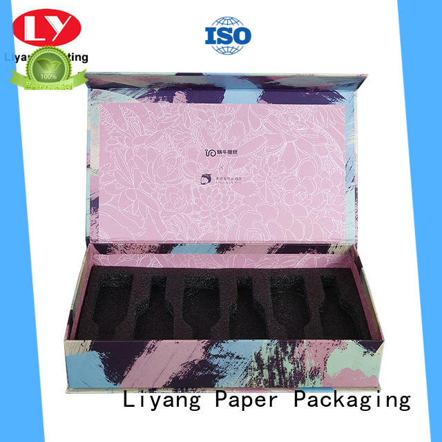 cardboard box for cosmetic hair for lipstick Liyang Paper Packaging