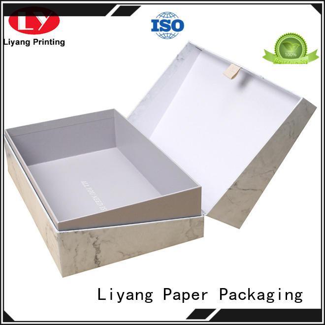 extension luxury cosmetic box cardboard for makeup Liyang Paper Packaging