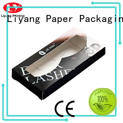 handle luxury beauty box for wholesale for brush Liyang Paper Packaging