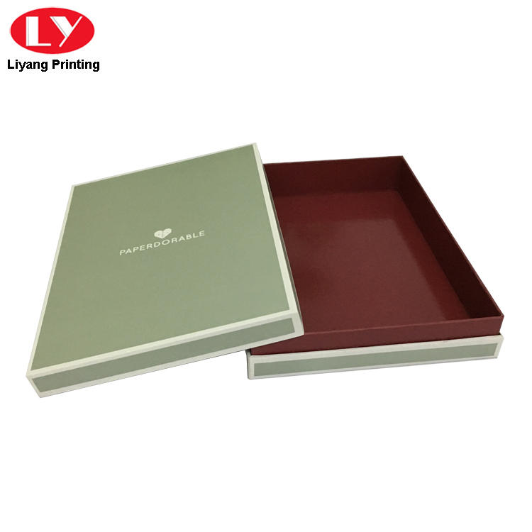 Liyang Paper Packaging lids decorative paper boxes for marble-1