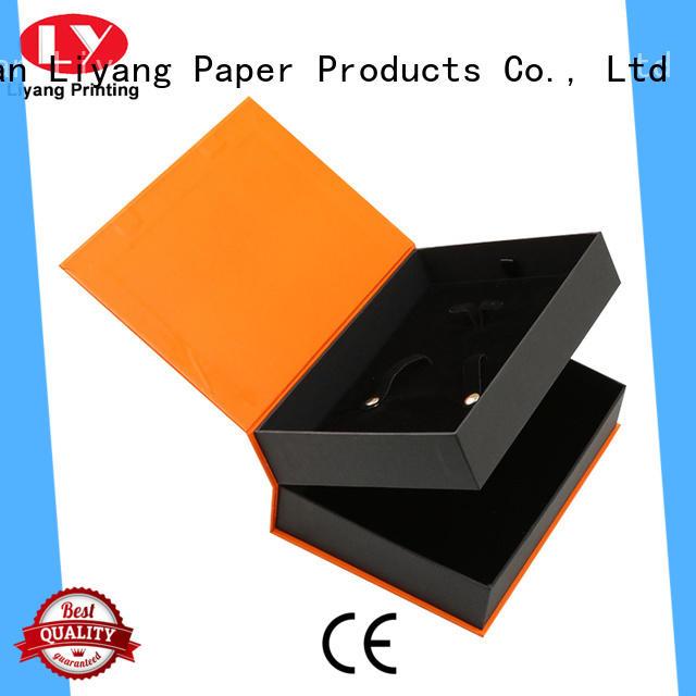 2019 New Design Luxury Brand Logo Printing Paper Gift Packaging Box