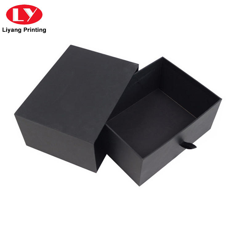 Liyang Paper Packaging foldable cardboard gift boxes with lids pvc for soap-2