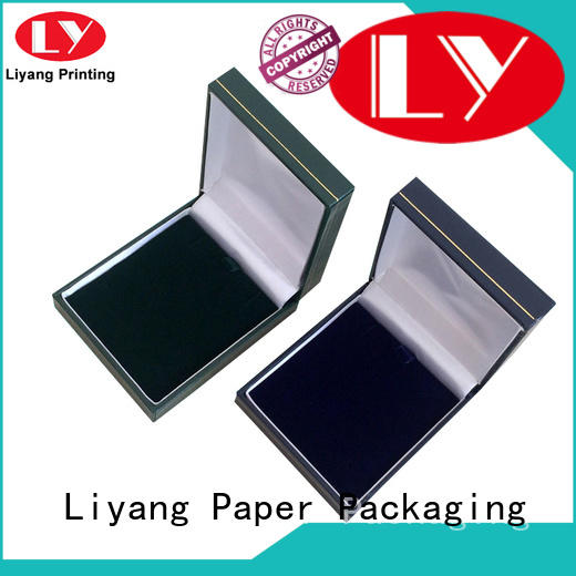 customized cardboard jewelry packaging bulk production for gift