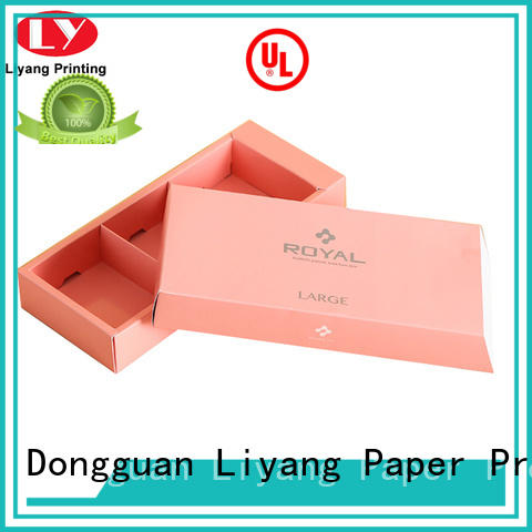 Liyang Paper Packaging printed food packaging containers customization service for gift