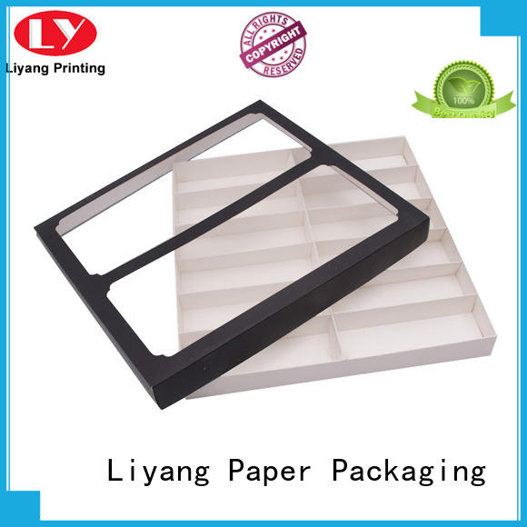 Liyang Paper Packaging colorful cardboard gift boxes with lids for christmas