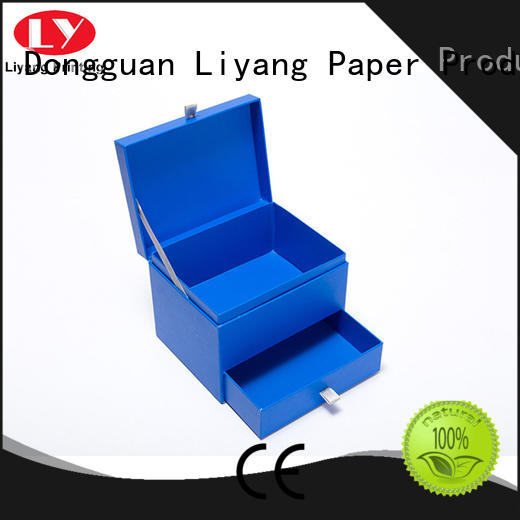 printed custom gift boxes with lids popular for bakery Liyang Paper Packaging