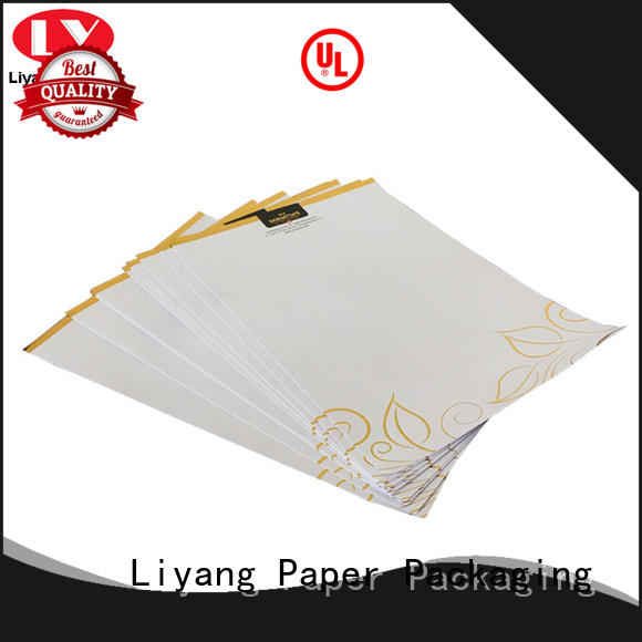 Liyang Paper Packaging two pockets custom book printing for wholesale book production