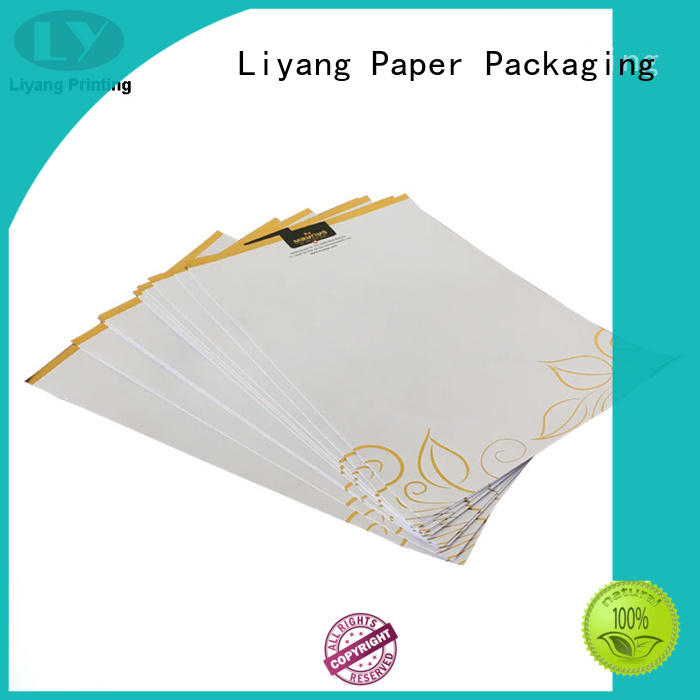 free design paper sticker printing for wholesale for packing Liyang Paper Packaging