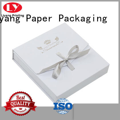 pull paper jewelry box soft for small bracelet Liyang Paper Packaging