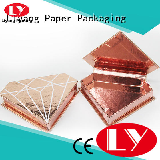 tab cardboard cosmetic box for wholesale for packaging