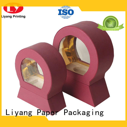 Liyang Paper Packaging pillow makeup packaging boxes for wholesale for nail polish