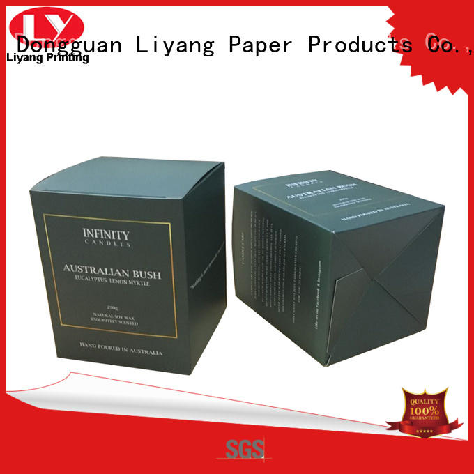 factory price candle box packaging best service for restaurants Liyang Paper Packaging