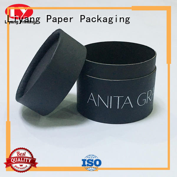 high quality round paper box all sizes for bracelet