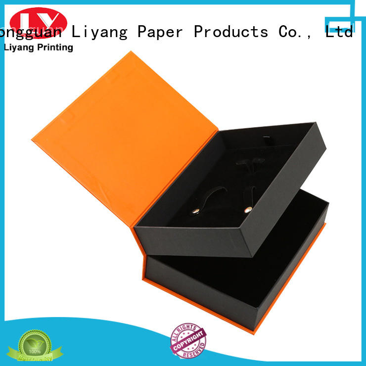 Liyang Paper Packaging handmade gift box supplier fast delivery for soap