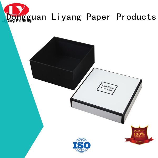 Custom Luxury Fashion Rigid Cardboard Paper Gift Box With Lid