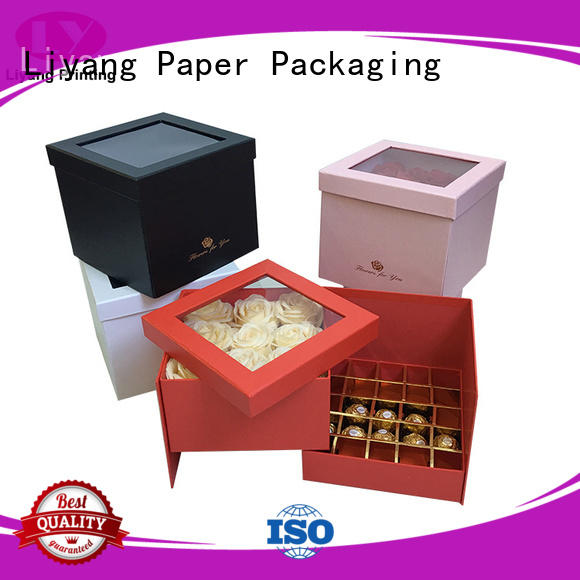 hot-sale custom food packaging at discount for display