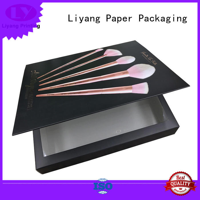 luxury cardboard box for cosmetic high quality for nail polish