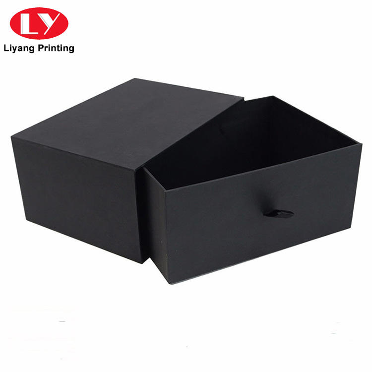 Liyang Paper Packaging foldable cardboard gift boxes with lids pvc for soap-1