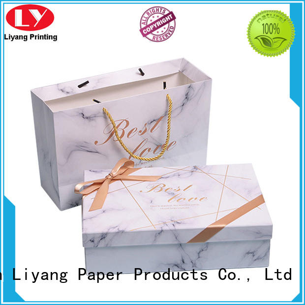 decorative magnetic gift box for chocolate