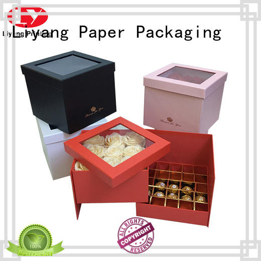Liyang Paper Packaging sanitary wholesale food boxes free sample for food