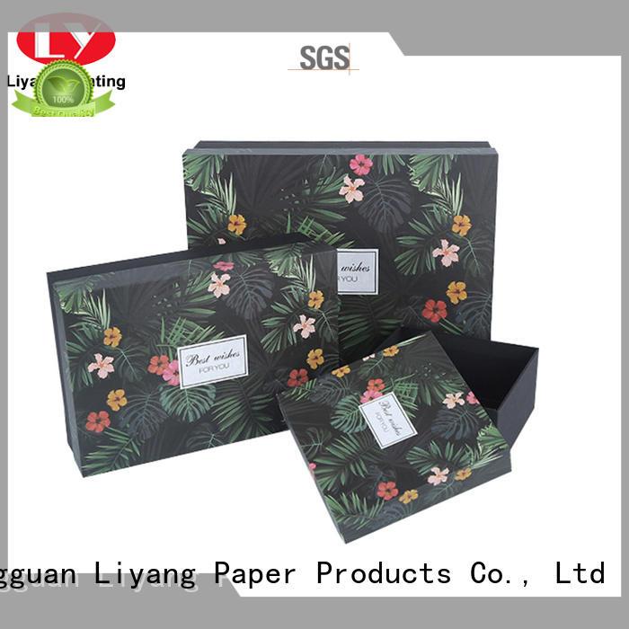 gift box supplier slide for christmas Liyang Paper Packaging