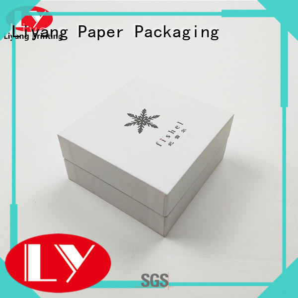 Liyang Paper Packaging jewelry packaging boxes high quality for small bracelet
