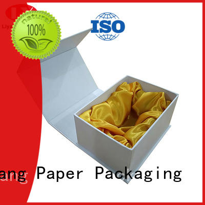 square empty gift boxes mailer for bakery Liyang Paper Packaging