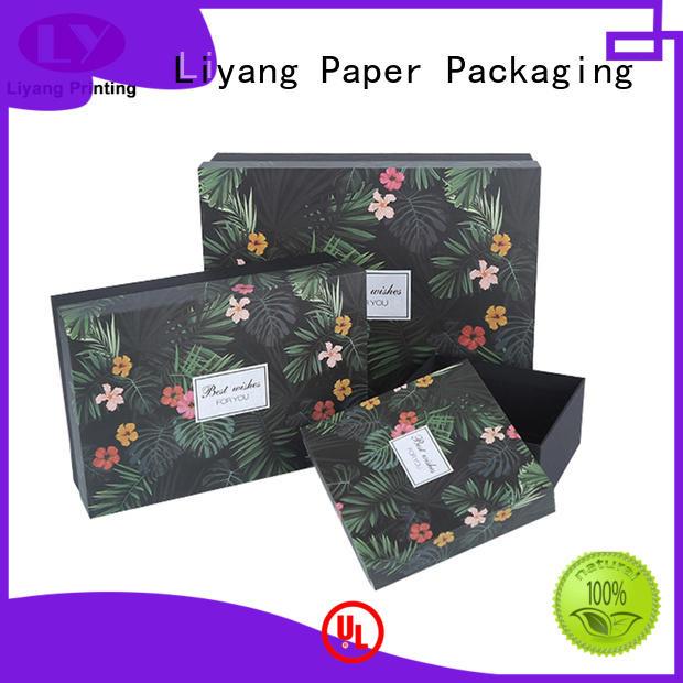 Liyang Paper Packaging handmade luxury gift box packaging paper for marble