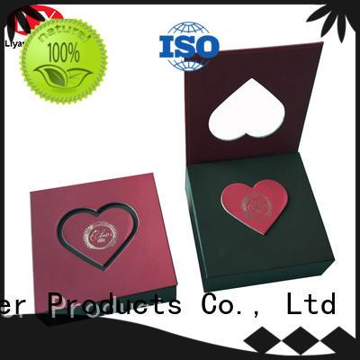 Liyang Paper Packaging hot-sale custom food packaging fashion for chocolate