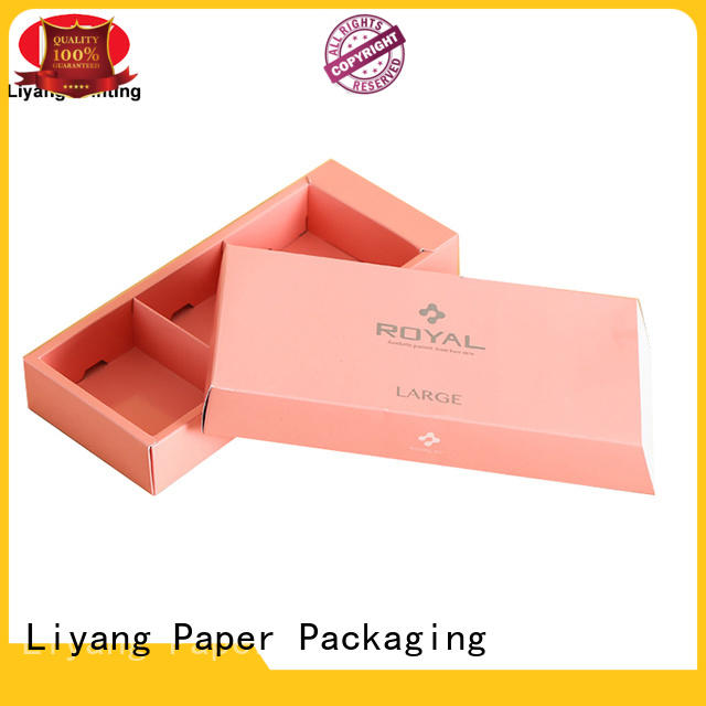 Wholesale Fashion Custom Printed Food Biscuit Packaging Paper Box