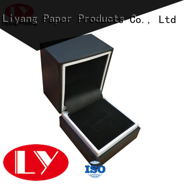 Liyang Paper Packaging drawer jewelry packing box free sample for necklace