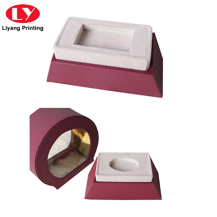 High quality new design luxury custom perfume bottle packaging box-3